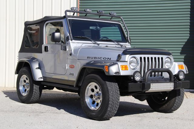 2003 Jeep Wrangler Rubicon Tomb Raider in Jacksonville FL, 32246
