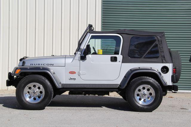 2003 Jeep Wrangler Rubicon Tomb Raider Jacksonville , FL 6