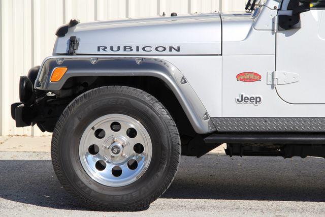 2003 Jeep Wrangler Rubicon Tomb Raider Jacksonville , FL 7