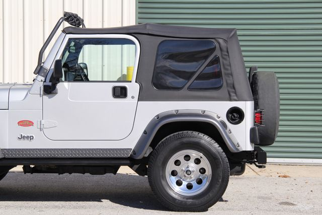 2003 Jeep Wrangler Rubicon Tomb Raider Jacksonville , FL 8
