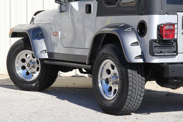 2003 Jeep Wrangler Rubicon Tomb Raider Jacksonville , FL 23