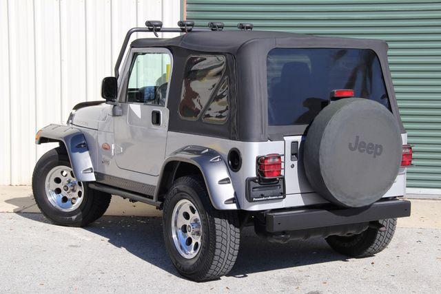 2003 Jeep Wrangler Rubicon Tomb Raider Jacksonville , FL 47