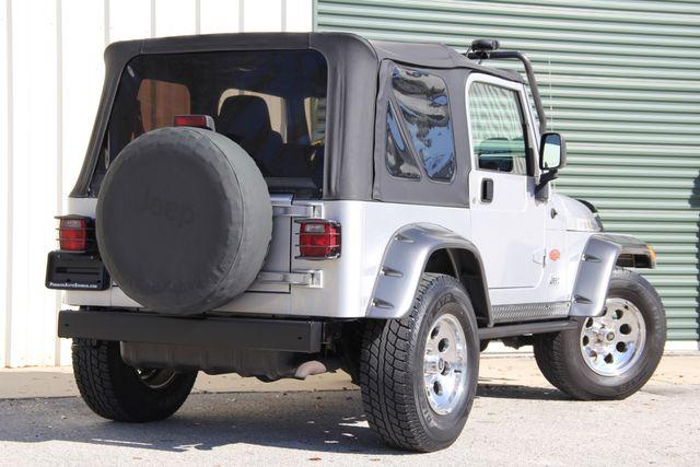 2003 Jeep Wrangler Rubicon Tomb Raider Jacksonville , FL 48