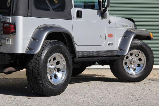 2003 Jeep Wrangler Rubicon Tomb Raider Jacksonville , FL 24
