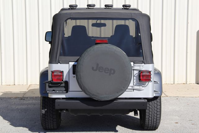 2003 Jeep Wrangler Rubicon Tomb Raider in Jacksonville , FL 32246