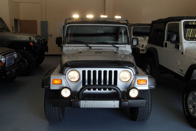 2003 Jeep Wrangler Rubicon Tomb Raider Jacksonville , FL 21