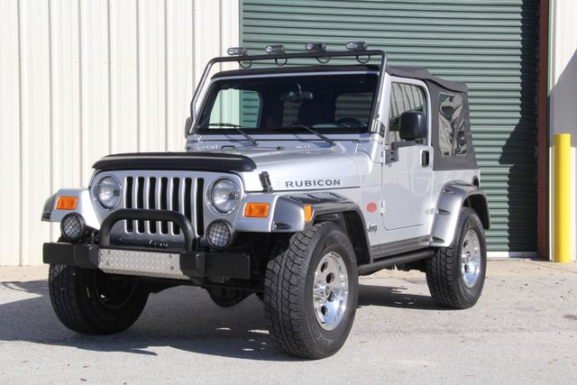 2003 Jeep Wrangler Rubicon Tomb Raider Jacksonville , FL 45
