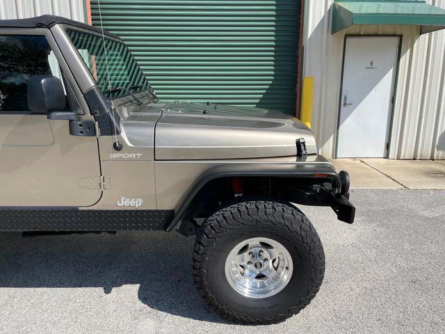 2003 Jeep Wrangler Sport in Jacksonville , FL 32246