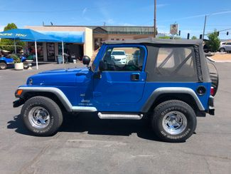 2003 Jeep Wrangler SE in Kingman Arizona, 86401