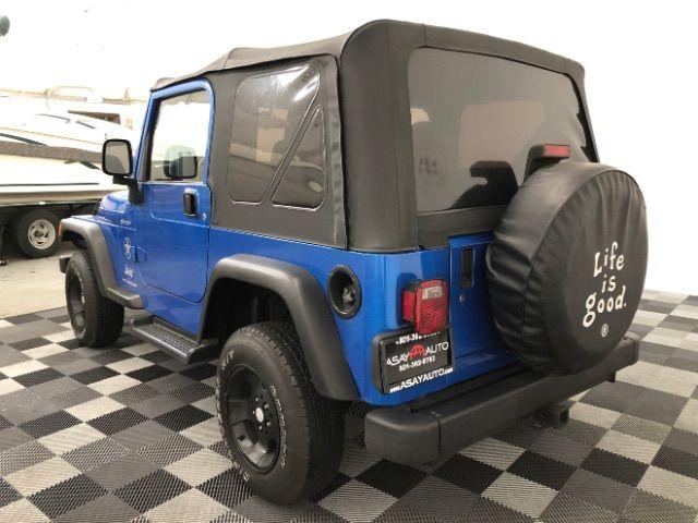 2003 Jeep Wrangler Sport LINDON, UT 9