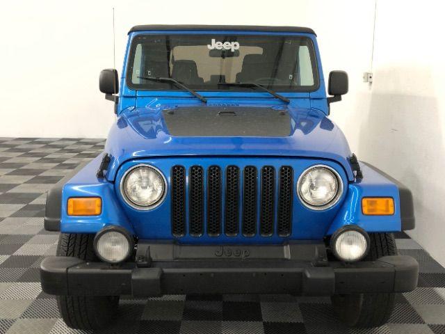 2003 Jeep Wrangler Sport LINDON, UT 10