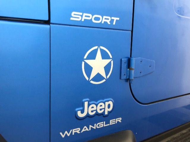 2003 Jeep Wrangler Sport LINDON, UT 11