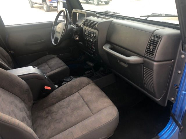 2003 Jeep Wrangler Sport LINDON, UT 18
