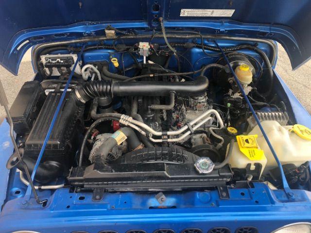 2003 Jeep Wrangler Sport LINDON, UT 23
