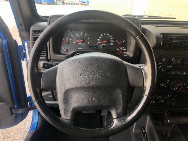 2003 Jeep Wrangler Sport LINDON, UT 26