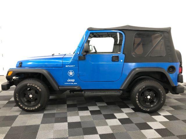 2003 Jeep Wrangler Sport LINDON, UT 4
