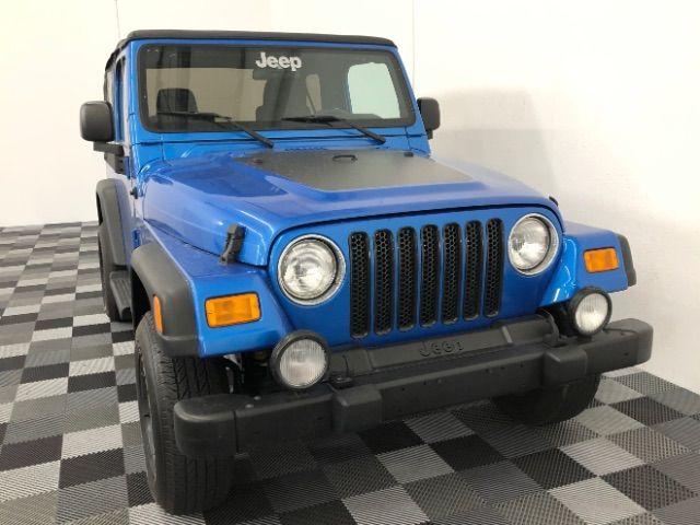 2003 Jeep Wrangler Sport LINDON, UT 6