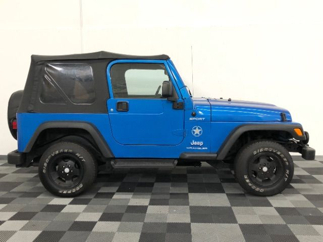 2003 Jeep Wrangler Sport LINDON, UT 8