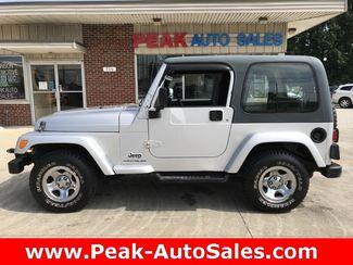 2003 Jeep Wrangler X in Medina, OHIO 44256
