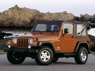 2003 Jeep Wrangler Sport in Medina, OHIO 44256