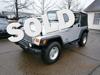 2003 Jeep Wrangler Sport Memphis, Tennessee
