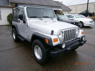 2003 Jeep Wrangler Sport Memphis, Tennessee 1