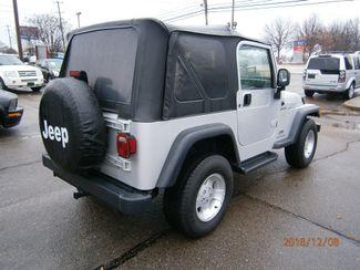 2003 Jeep Wrangler Sport Memphis, Tennessee 22