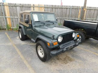 2003 Jeep Wrangler in New Braunfels, TX