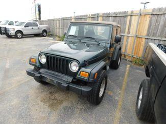 2003 Jeep Wrangler Sport  city TX  Randy Adams Inc  in New Braunfels, TX