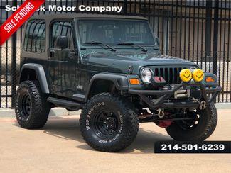 2003 Jeep Wrangler X in Plano, TX 75093