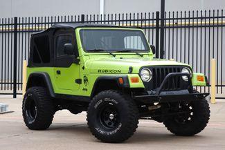 2003 Jeep Wrangler Rubicon Rubicon*Auto*4x4*Only 125k mi* | Plano, TX | Carrick's Autos in Plano TX