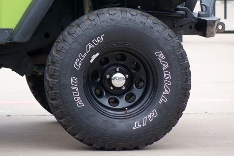 2003 Jeep Wrangler Rubicon Rubicon*Auto*4x4*Only 125k mi*   Plano, TX   Carrick's Autos in Plano, TX