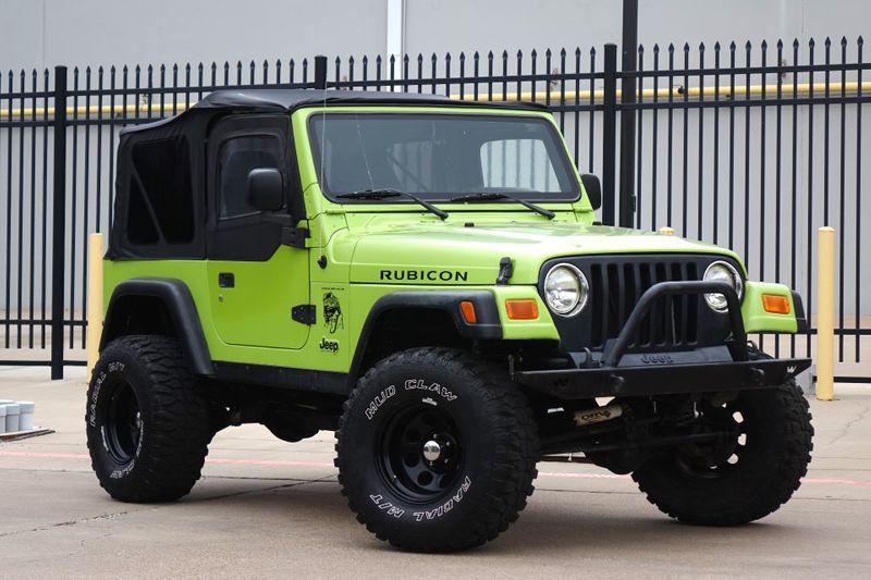 2003 Jeep Wrangler Rubicon Rubicon*Auto*4x4*Only 125k mi*   Plano, TX   Carrick's Autos in Plano TX