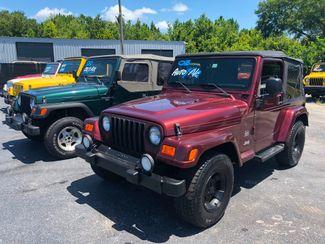2003 Jeep Wrangler Sahara in Riverview, FL 33578