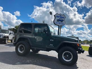 2003 Jeep Wrangler X Riverview, Florida 2