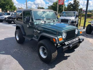 2003 Jeep Wrangler X Riverview, Florida 4