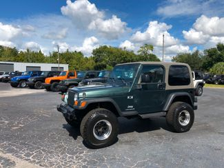 2003 Jeep Wrangler X Riverview, Florida