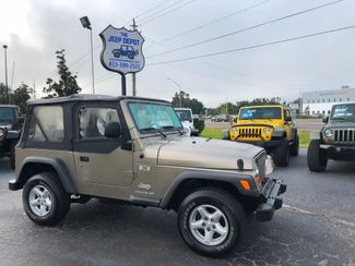 2003 Jeep Wrangler X in Riverview, FL 33578