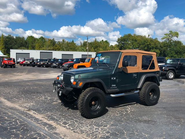 2003 Jeep Wrangler X Riverview, Florida 10