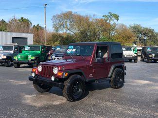 2003 Jeep Wrangler Sport in Riverview, FL 33578