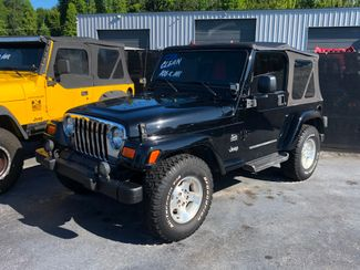 2003 Jeep Wrangler Sahara in Riverview, FL 33578