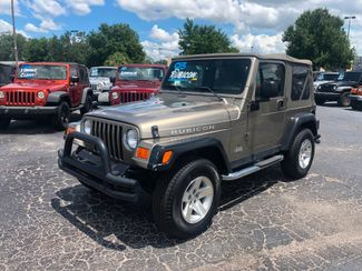2003 Jeep Wrangler Rubicon in Riverview, FL 33578