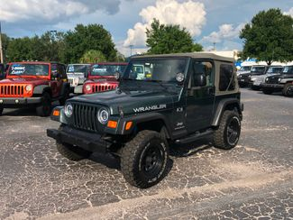 2003 Jeep Wrangler X in Riverview, FL 33578