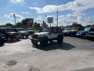 2003 Jeep Wrangler SE in Riverview, FL 33578