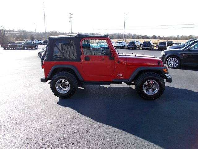 2003 Jeep Wrangler Sport Shelbyville, TN 10