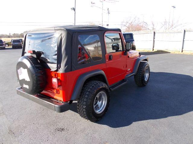 2003 Jeep Wrangler Sport Shelbyville, TN 12