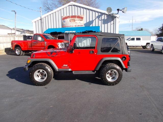 2003 Jeep Wrangler Sport Shelbyville, TN 2