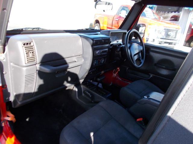 2003 Jeep Wrangler Sport Shelbyville, TN 22