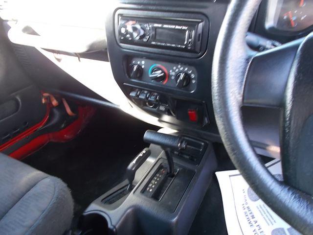 2003 Jeep Wrangler Sport Shelbyville, TN 23