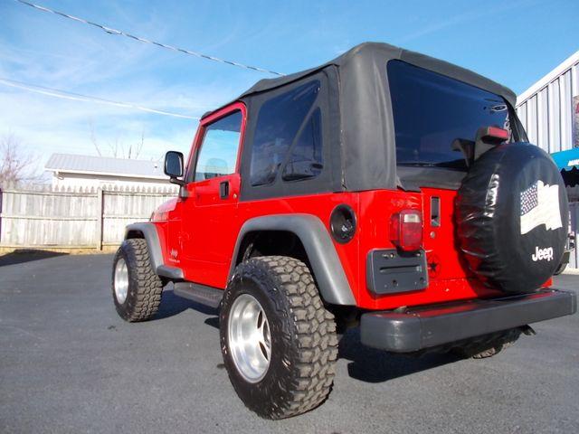 2003 Jeep Wrangler Sport Shelbyville, TN 3